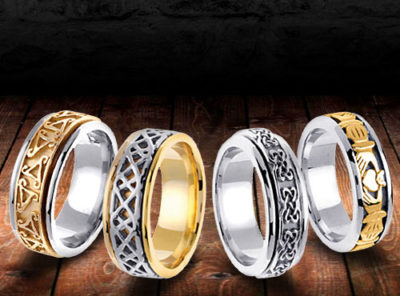GroomsRing.com offers a wide selection of beautifully crafted wedding rings and wedding bands at affordable prices. Also receive free laser engraving, free shipping, free ring box.